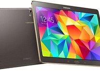 Samsung Galaxy Tab S 8.4 & 10.5: Tablet-Flaggschiffe mit hoher Auflösung vorgestellt