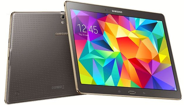 Samsung debuts new high end Android tablets: Galaxy Tab S 8.4 and 10.5