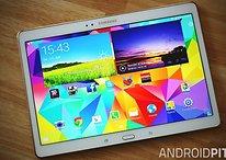 Samsung Galaxy Tab S 10.5 im Test: Ultraschlank und brillant