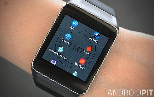 samsung gear live android wear apps teaser