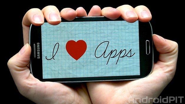 samsung s3 neue apps