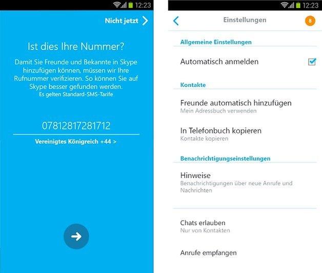 skype 5 0 update germany