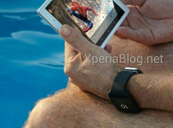 sony smartwatch xperia