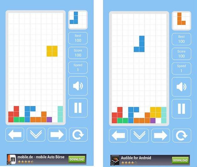 tetris color block