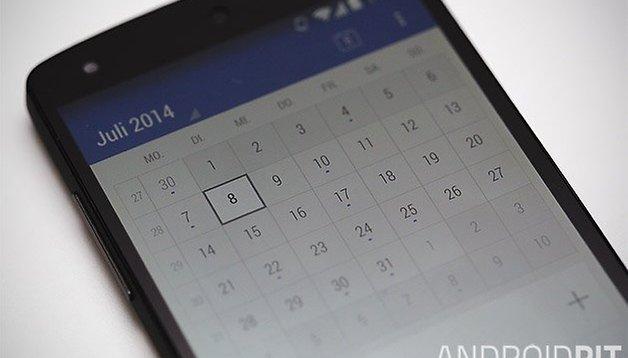 Today Calendar PRO vs. Jorte Kalender: Welche Kalender-App überzeugt?