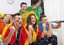 Fußball-WM 2014: Gratis Android-Apps für den perfekten WM-Abend