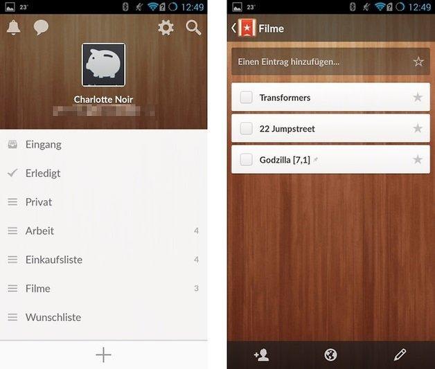 wunderlist3 interface vergleich2