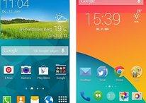 Samsung TouchWiz vs. Stock-Android: Vergleich der Herstelleraufsätze 2014