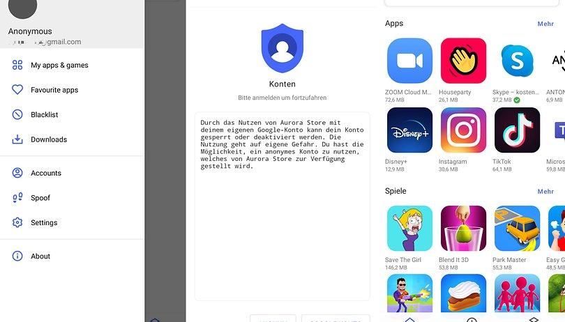 Apps ohne appstore runterladen