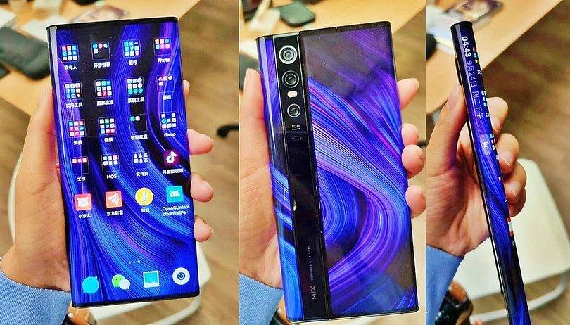 Xiaomi zeigt das Mi MIX Alpha mit Rundum-Display, nennt mögl. Preis