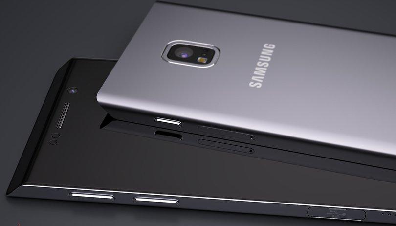 Sechs Gründe, warum Du auf das Galaxy S7 abfahren wirst
