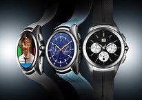 LG Watch Urbane LTE 2: Die erste Telefon-Uhr mit Android Wear