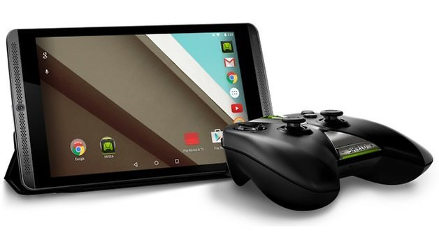 NVidia SHIELD Tablet Lollipop