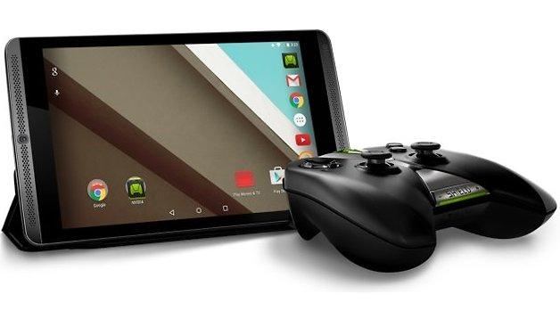 Nvidia SHIELD Tablet mit Lollipop-Update und Cloud-Streaming