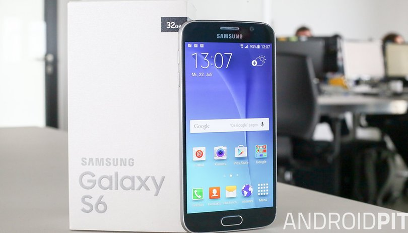 Samsung Galaxy S6 Android update: latest news | AndroidPIT
