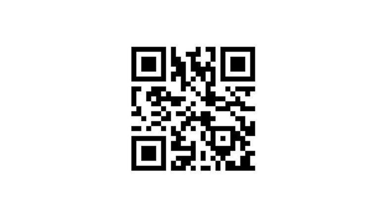 Static QR Code de