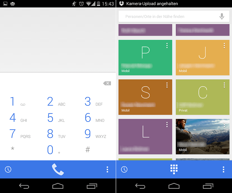 android 443 dialer