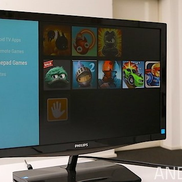 Hands on: Android TV review: Google's developer kit explored