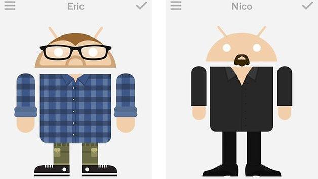 androidify eric nico teaser