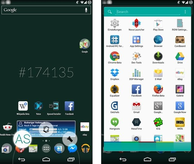 app swap