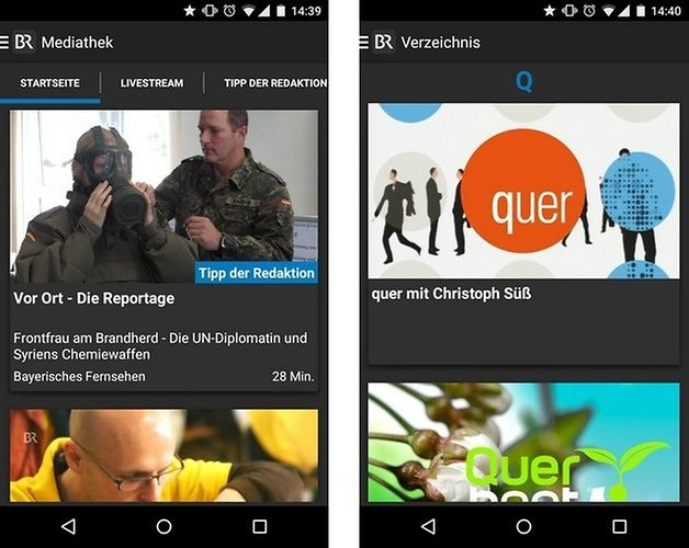 br mediathek android app