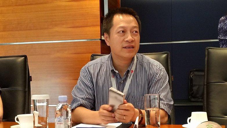 changzhu li huawei p9