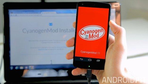 So funktioniert der CyanogenMod Installer
