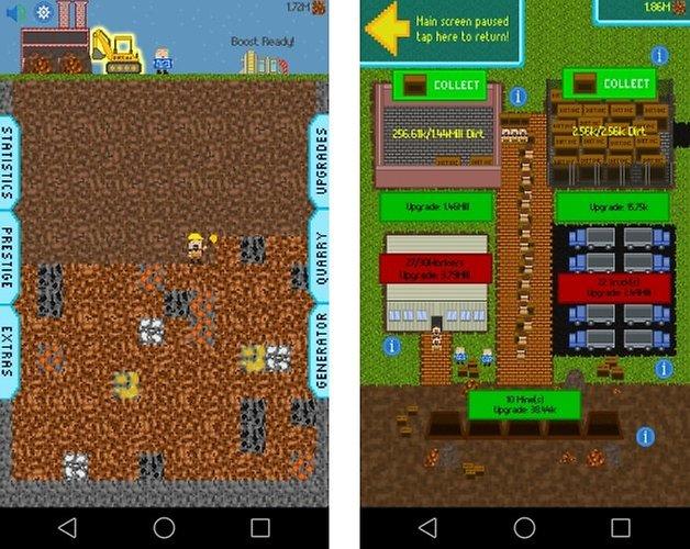dirt inc screenshots