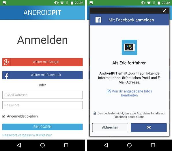 Facebook app anmelden  😱 Authenticate Using Facebook Login on iOS