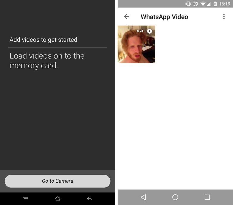 firefox os video app