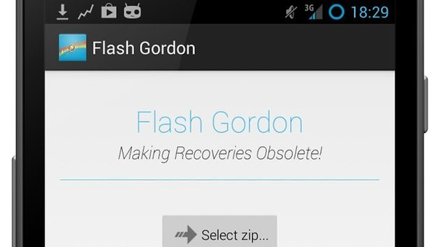 flash gordon tool teaser