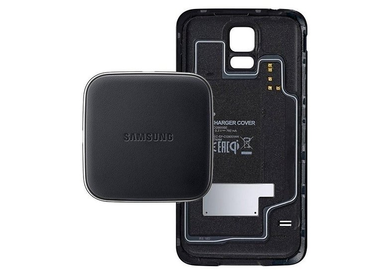 galaxy s5 qi wireless charger adapter