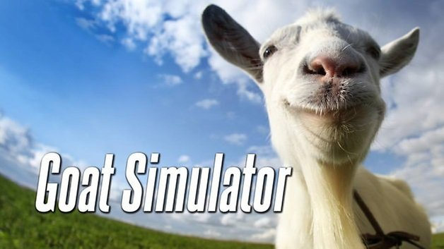 goat simulator teaser