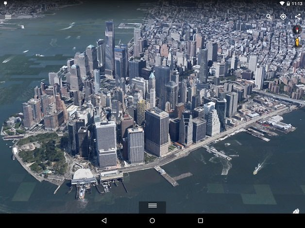 google earth 8 nyc