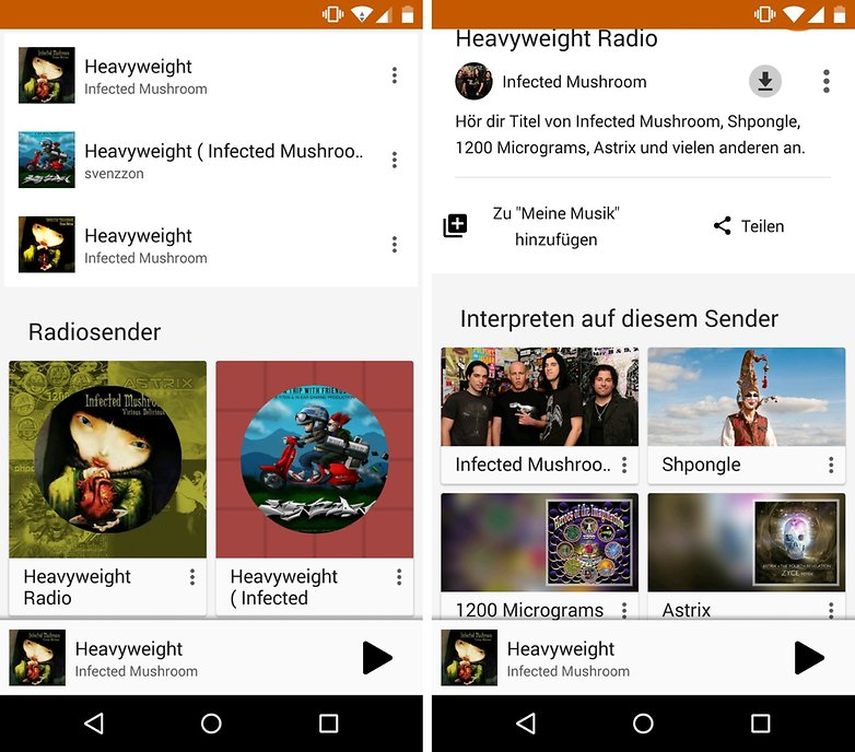 google play music exploration de