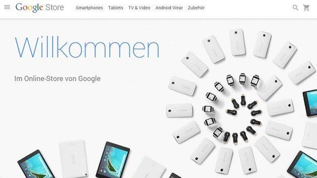 google store de