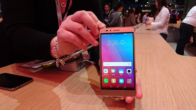 honor 5x ces2016 2