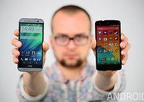 HTC Sense 6 vs. Stock-Android: Vergleich der Herstelleraufsätze 2014