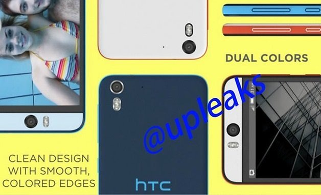 htc desire eye sides