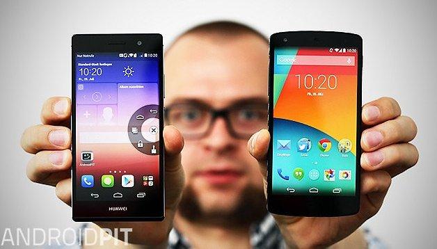 Emotion UI vs. Stock-Android: Vergleich der Herstelleraufsätze 2014