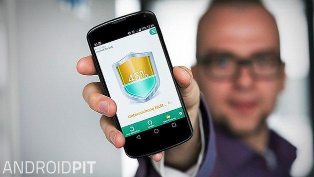 kaspersky android nexus 4 teaser