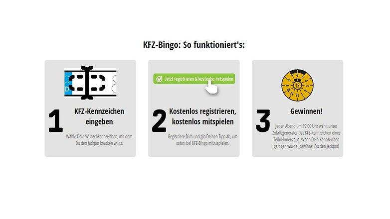 kfz bingo howto