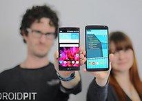 LG G Flex 2 vs. Nexus 6 im Vergleich: Zwei Smartphones, zwei Meinungen