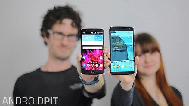 lg g flex 2 vs nexus 6 kris sophia androidpit