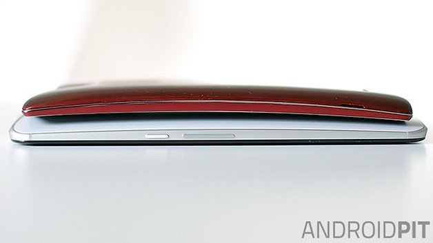 lg g flex 2 vs nexus 6 profile androidpit