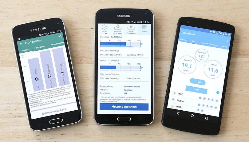 LTE-Speedtest-Apps: Diese sind hilfreich