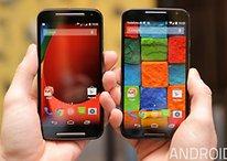 Motorola à l'IFA 2014 : Moto X et Moto G 2014, Moto 360