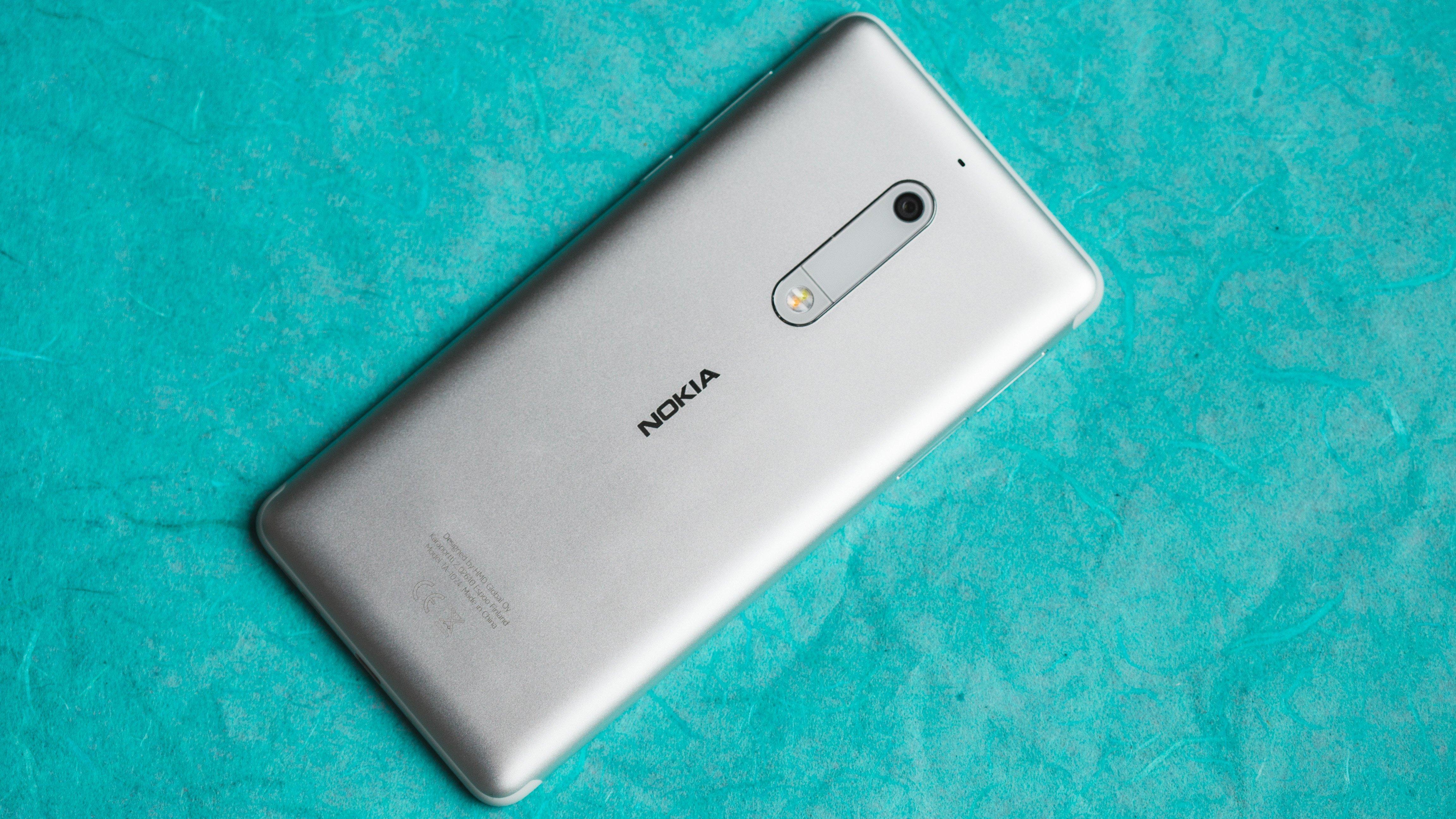 an lisis del nokia 5 un smartphone elegante con aspectos a mejorar androidpit. Black Bedroom Furniture Sets. Home Design Ideas