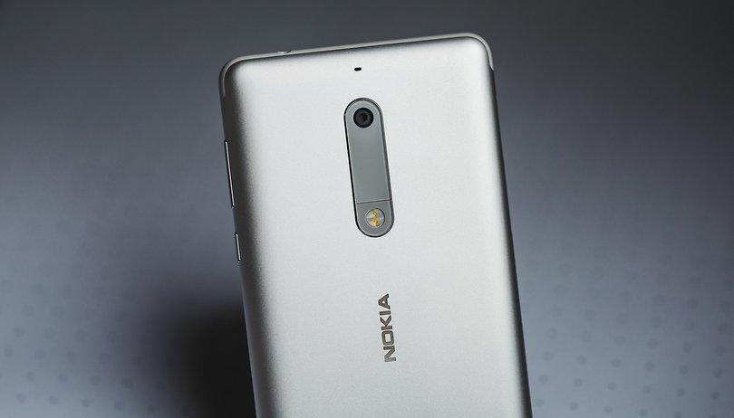 Härtetest: Das Nokia 5 macht seinen Urahnen alle Ehre