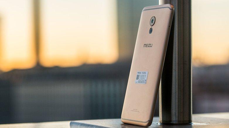 AndroidPIT Meizu Pro 6 Plus left